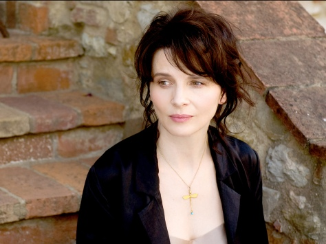 Juliette Binoche Wallpapers @ go4celebrity.com