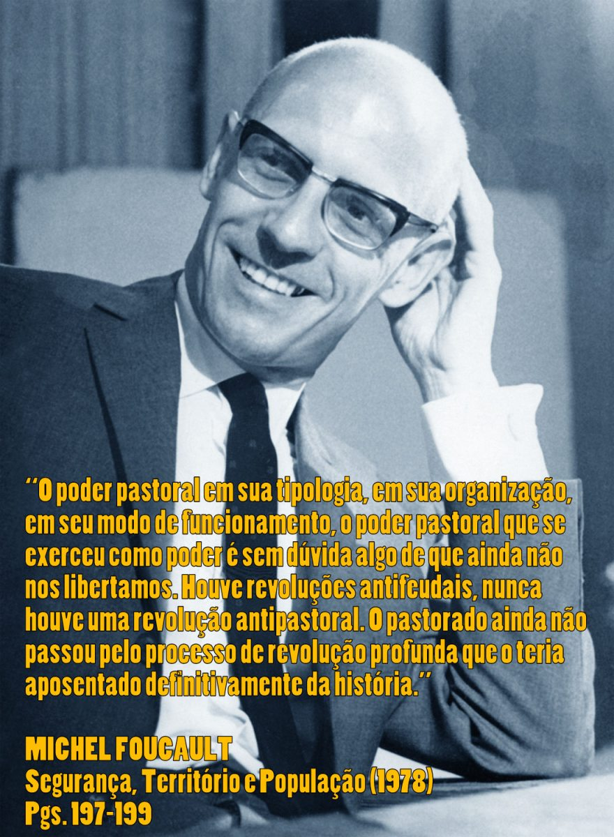 A política do pastor e suas ovelhas: Michel Foucault, herdeiro do Iluminismo, e sua crítica ao Poder Pastoral através da História
