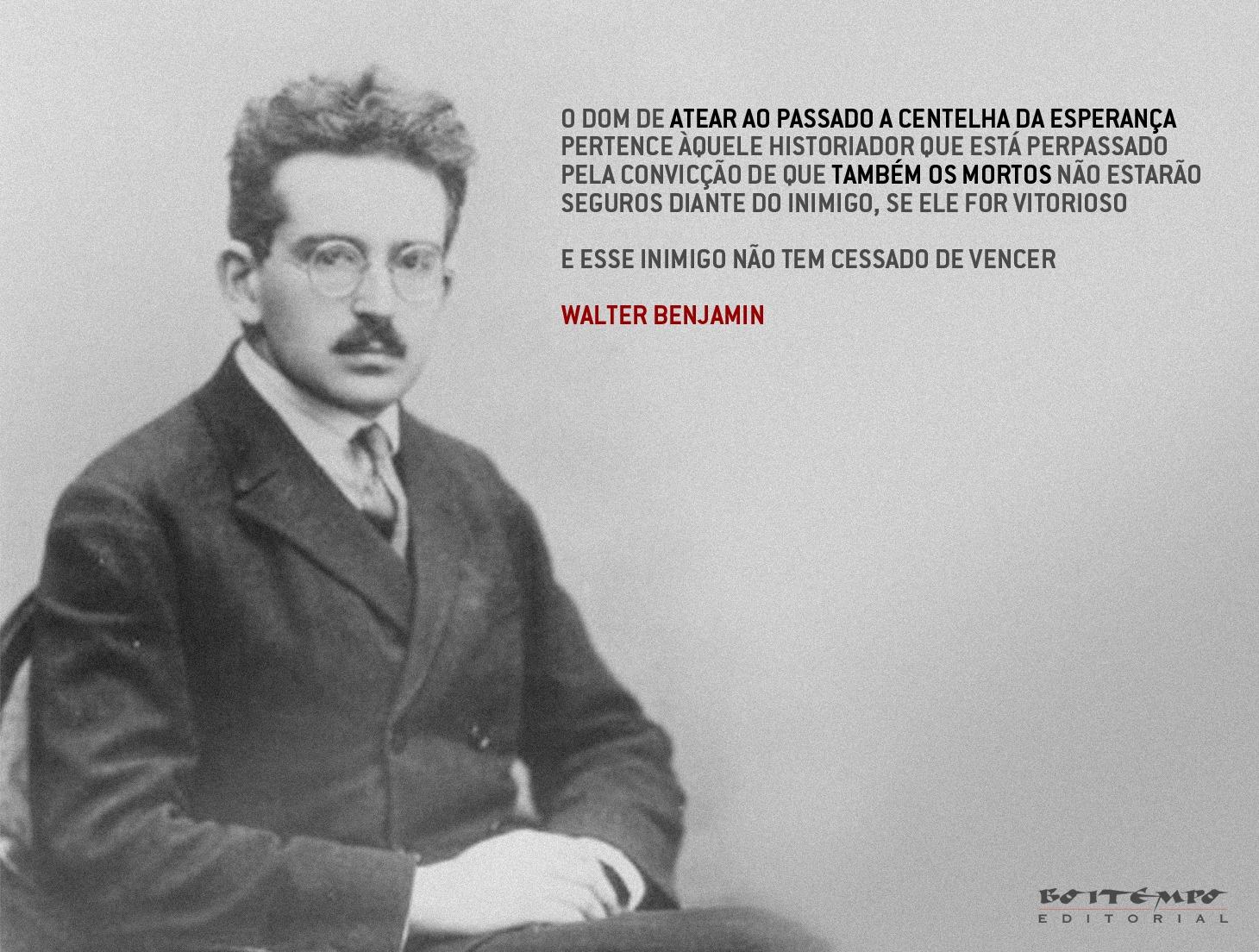 Walter Benjamin Comentado Por Marilena Chauí A Casa De Vidro