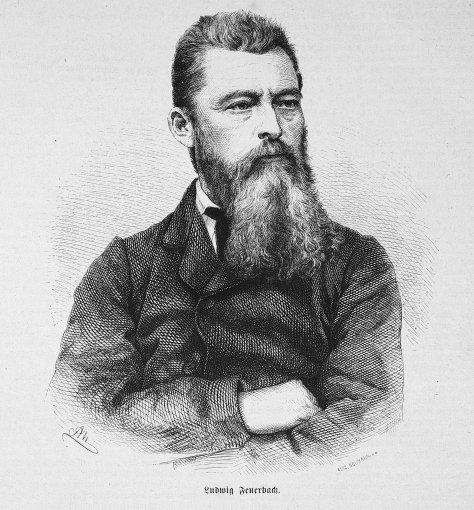 Ludwig Feuerbach (1804-1872)