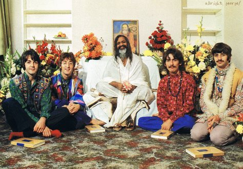 Beatles e o Maharishi