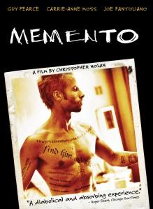 Amnésia (Memento), de Christopher Nolan