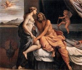 Q-Zeus-Hera-Painting