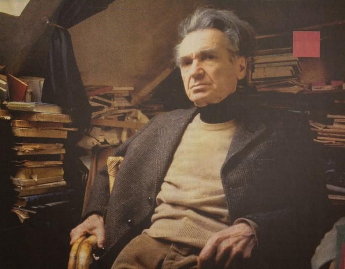 Emil Cioran (1911 – 1995): 10 livros do filósofo romeno para baixar + documentário completo (1999, 48 min) (2/3)