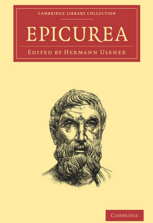 Biblioteca epicurista 15 livros completos para compreender a cambridge classics edited by hermann usener 2010 530 pgs download ebook fandeluxe Choice Image
