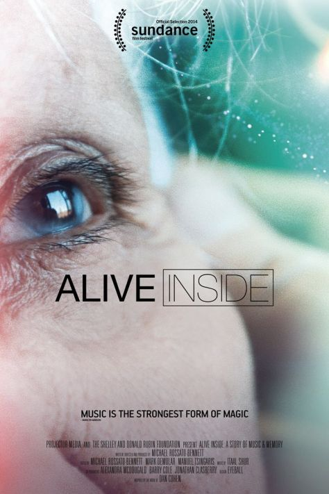 Alive inside alternate poster