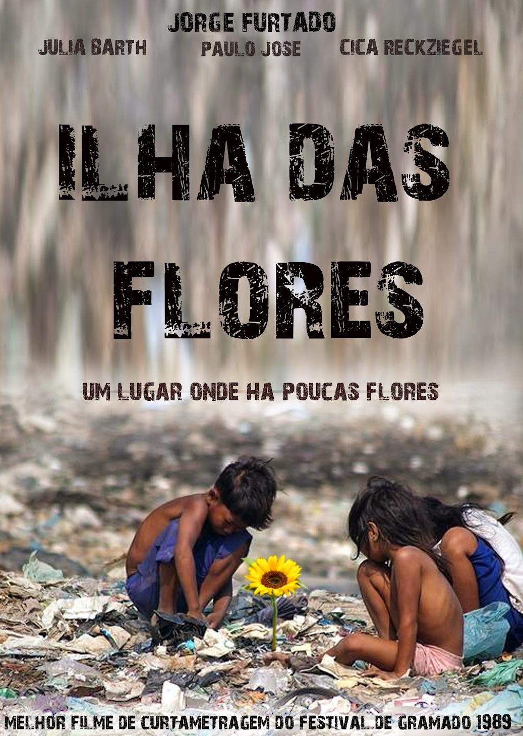 Resultado de imagem para ilha das flores 1989