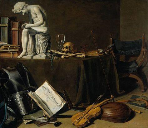 Pieter Claesz, 1628.