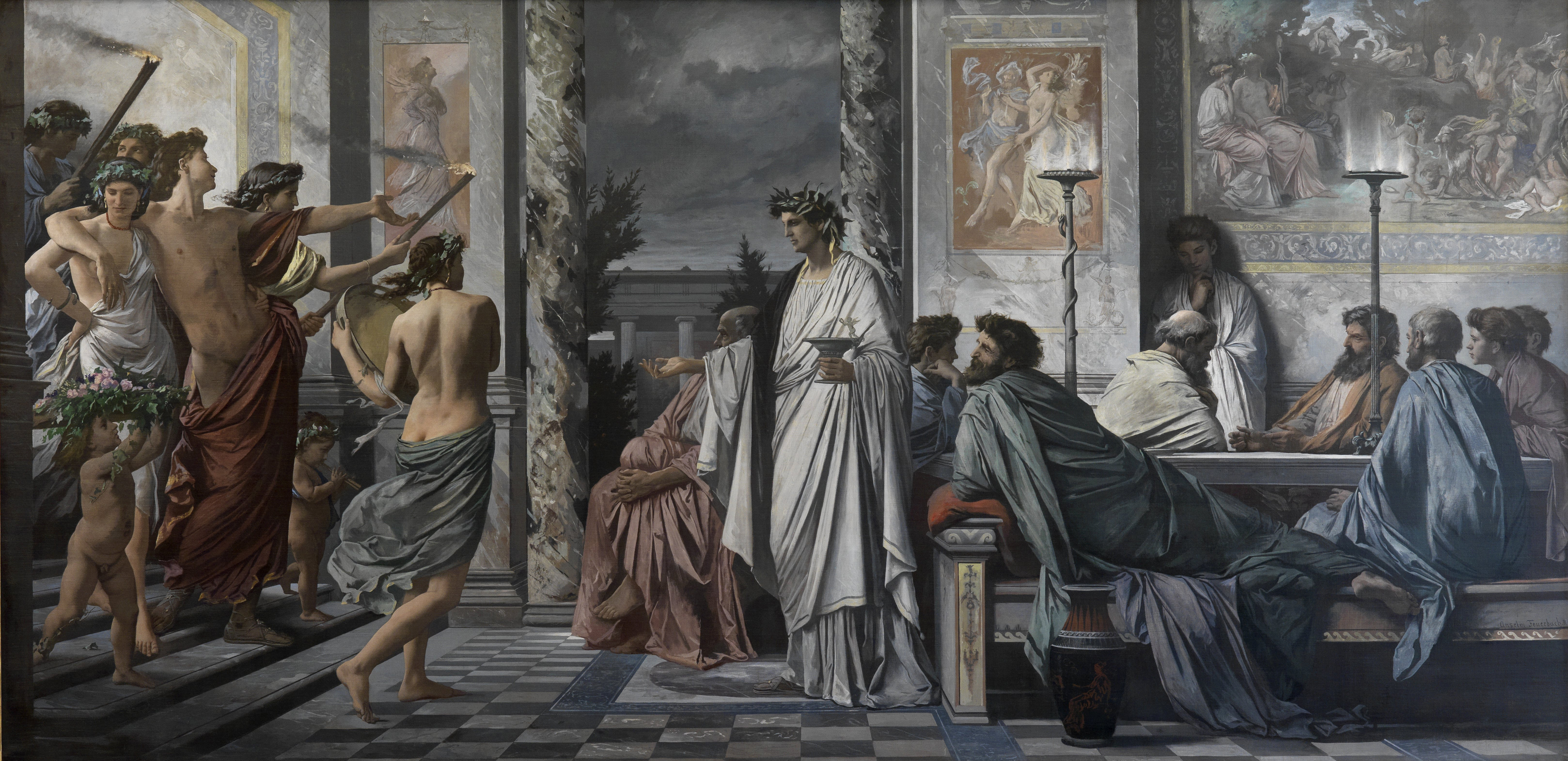 socrates as eros Socrates (c 469 - 399 bc) was a  archelaus, and two women (besides his mother): diotima (a witch and priestess from mantinea who taught him all about eros or .