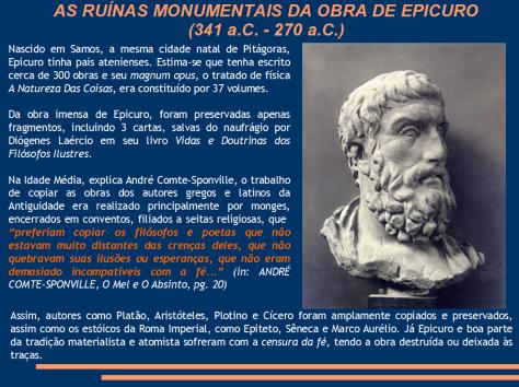 Epicuro - SLide