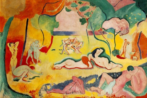 Matisse Joie de Vivre
