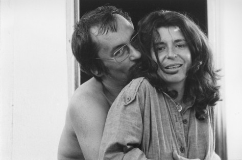 Paulo Leminski e Alice Ruiz, em 1980