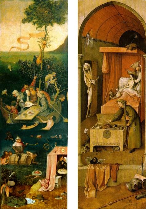 Hieronymus Bosch (1450–1516) - LOUVRE
