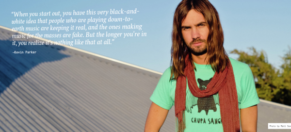 Cosmic Neurotic - The Heady Perfectionism of Tame Impala's Kevin Parker