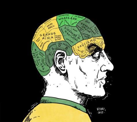 Ilustração por Vitor Teixeira