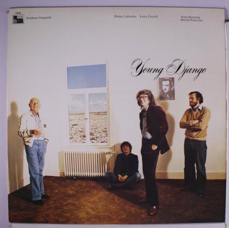 Young Django