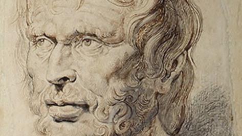 O filósofo romano Lucrécio (1o século antes de Cristo)