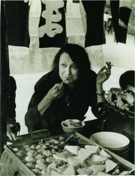 Lina Bo Bardi em foto de 1978