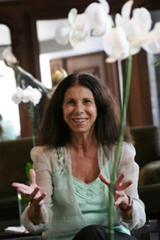 Olgária Matos, pensadora brasileira, professora de filosofia na FFLCH/USP