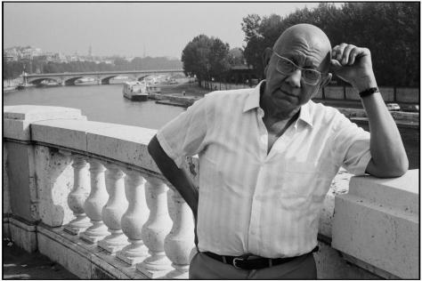 Cornelius Castoriadis (1922-1997), filósofo grego