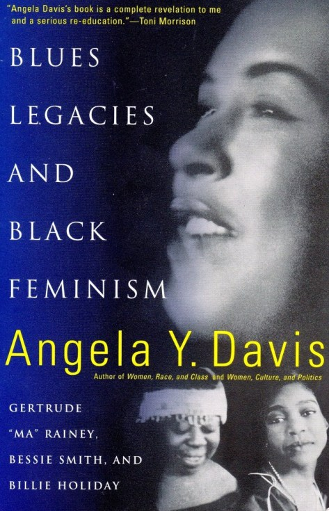 Angela Y Davis Blues Legacies 1