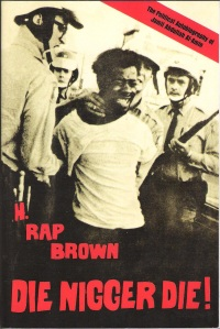 H Rap Brown