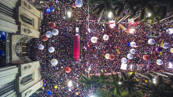 São Paulo- SP- Brasil- 31/03/2016- Ato pela Democracia na Praça da Sé, região cenral da cidade.  Foto: Ricardo Stuckert/ Instituto Lula