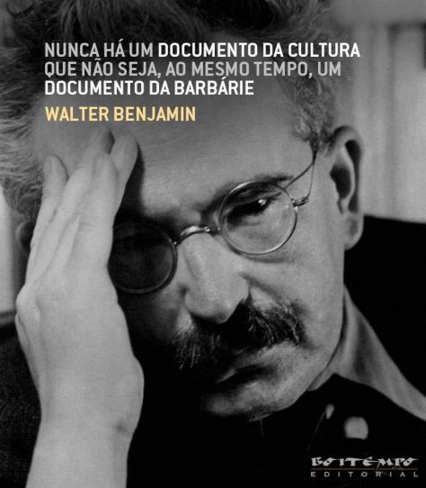 WALTER BENJAMIN - Compartilhe no Facebook