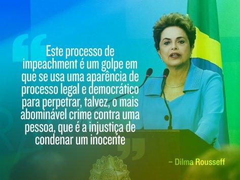 Dilma Defende-se