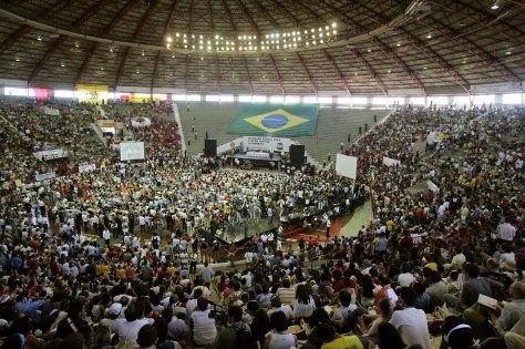 Fórum Social Mundial, Porto Alegre, foto de Victor Caivano