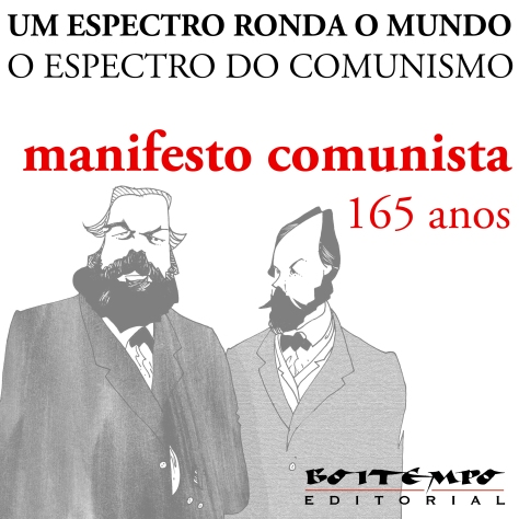 MANIFESTO COMUNISTA (1848) DE MARX E ENGELS: E-BOOK COMPLETO