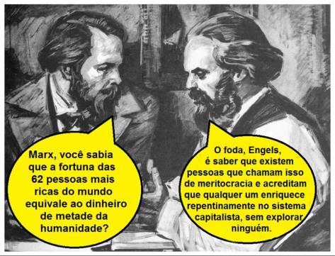Marx e Engels