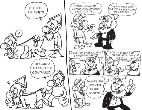 Ilustração: Charb (falecido, do Charlie Hebdo)