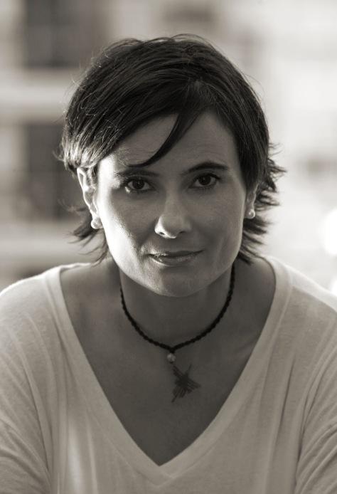 Eliane Brum, jornalista e escritora brasileira