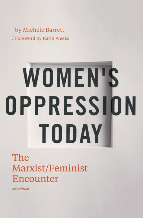 Barrett - Womens Oppression Today - PRINT