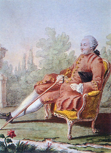 Paul Henri Thiry, Baron d'Holbach, an 18th-century advocate of atheism