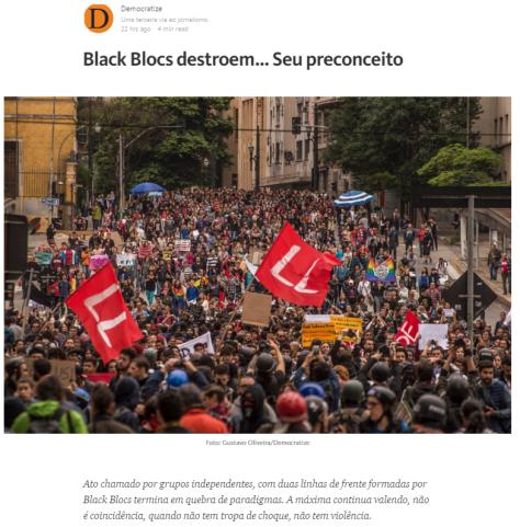 LEIA EM DEMOCRATIZE