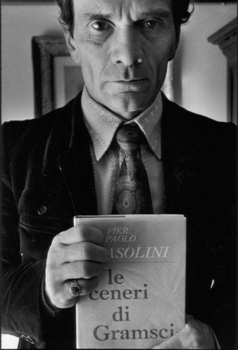 Pasolini e seu livro