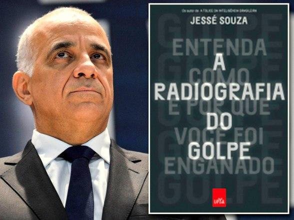 Brasília- DF- Brasil- 09/04/2015- O novo presidente do  Instituto de Pesquisa Econômica Aplicada (Ipea), Jessé de Souza, durante cerimônia de posse (Fabio Rodrigues Pozzebom/Agência Brasil)