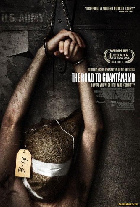 """""""The Road to Guantanamo"""" (Documentário de M. Winterbottom)"""