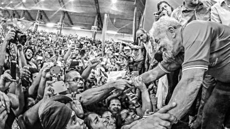 """Lula, representante do povo brasileiro"""
