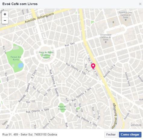 evoe-mapa