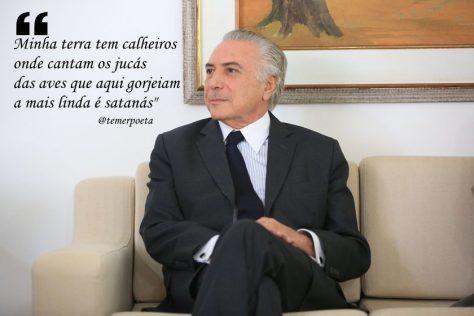 Brasília(DF), 27/04/2016 - Michel Temer e Aécio Neves visitam Renan Calheiros - Foto: Michael Melo/Metrópoles