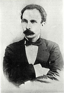 José Martí, Nova York, 1885.