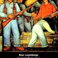 """ROSA LUXEMBURGO (1871 - 1919): """"Quem não se movimenta não sente as correntes que o prendem."""" [LIVRARIA A CASA DE VIDRO]"""