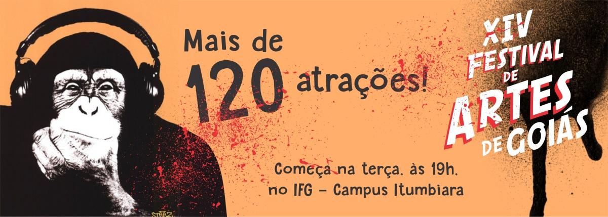 """""""PÔ!ÉTICA"""" - Documentário longa-metragem sobre o XIV Festival de Artes de Goiás, uma realização do Instituto Federal de Goiás; Um filme de Eduardo Carli de Moraes ."""