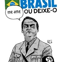 ENTRE O FASCISMO E NÓS, SÓ HÁ NÓS - Como sobreviver à distopia real que encarnou-se no Brasil em 2018?