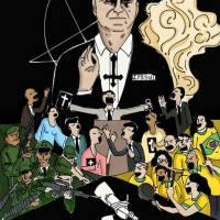 O TRIUNFO DE TÂNATOS: O fascismo Bolsonarista como encarnação da Necropolítica
