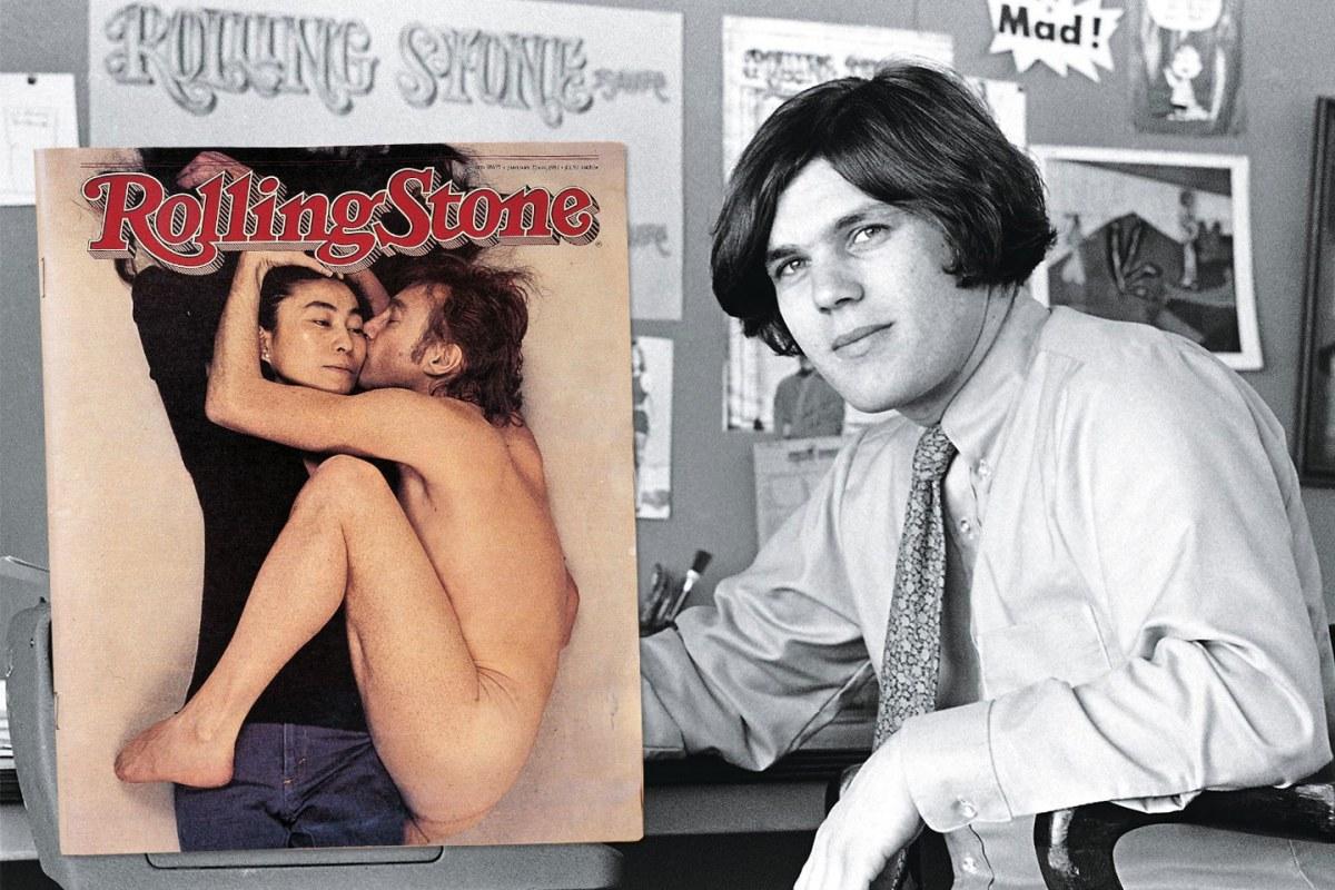 PEDRAS QUE ROLAM NÃO CRIAM MUSGO - 50 anos da Revista Rolling Stone em documentário da HBO