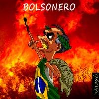 A ESTUPIDEZ PIROMANÍACA DO NECROGOVERNO - No Brasil pós-Golpe, o neofascismo reduz a cinzas nossas florestas e direitos